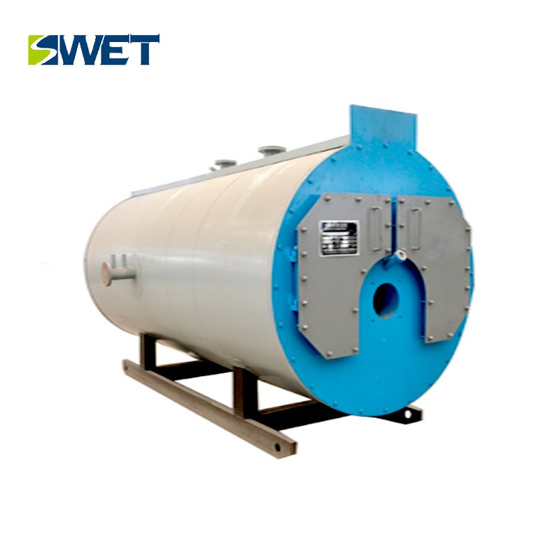 8t/h industrial gas steam boiler