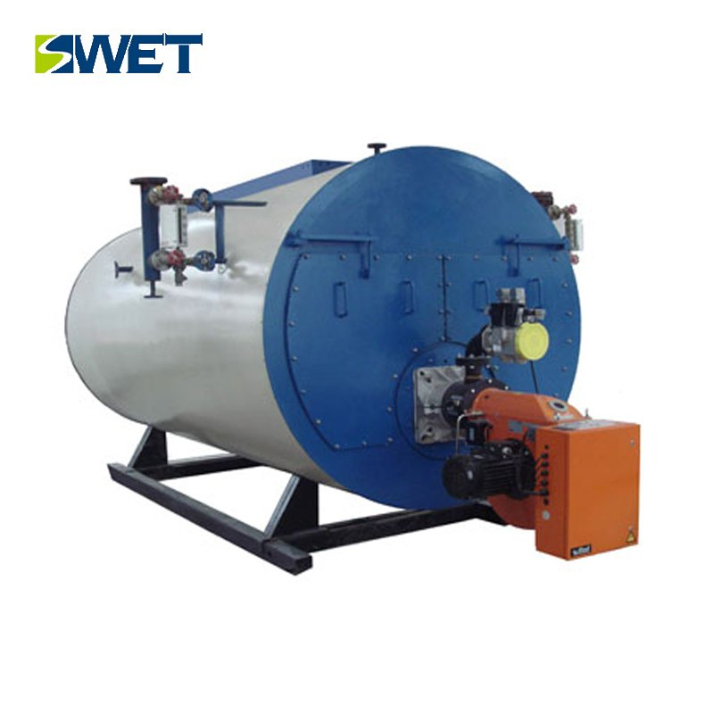 6t/h gas oil steam boiler