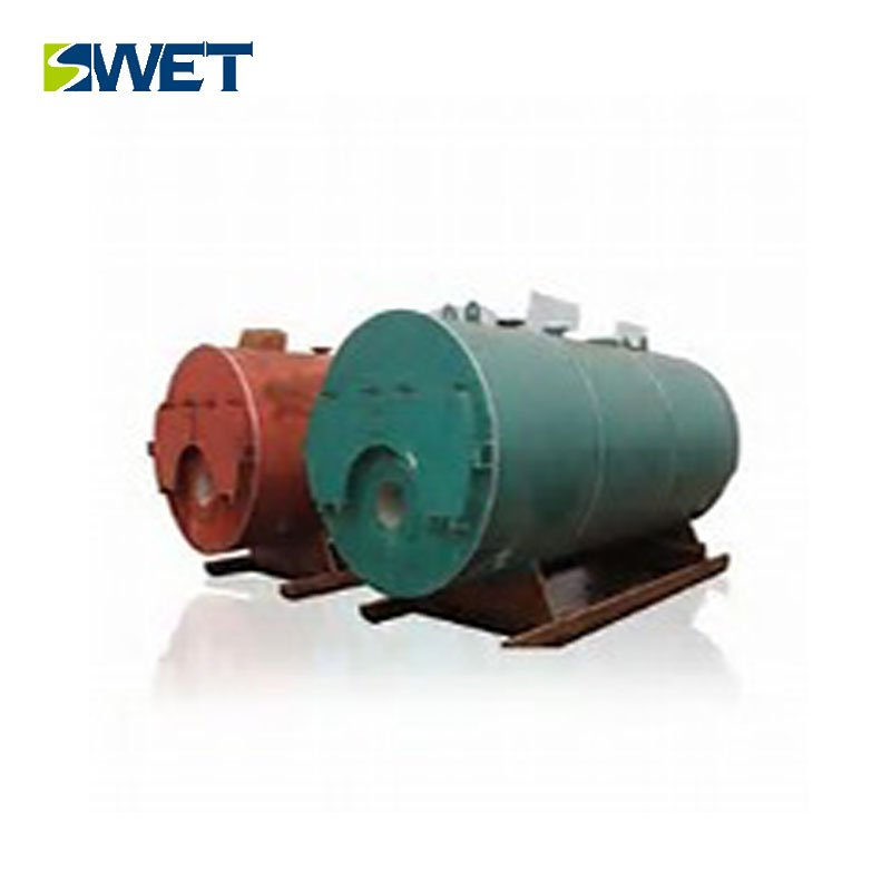 WNS 20t/h oil fired steam boiler