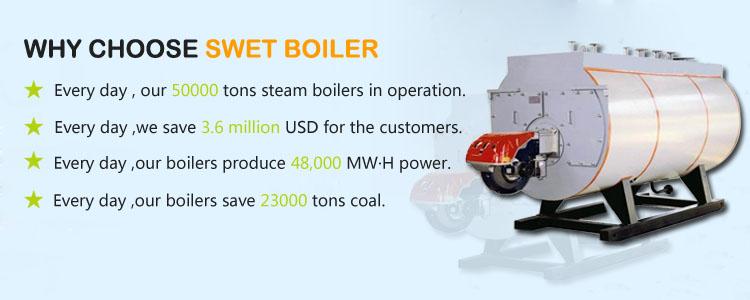 gas oil boiler