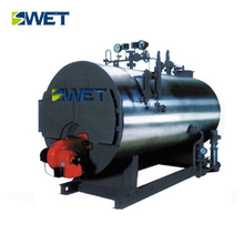WNS 3.5MW Automatic Industrial Gas Fired oil hot water Boiler